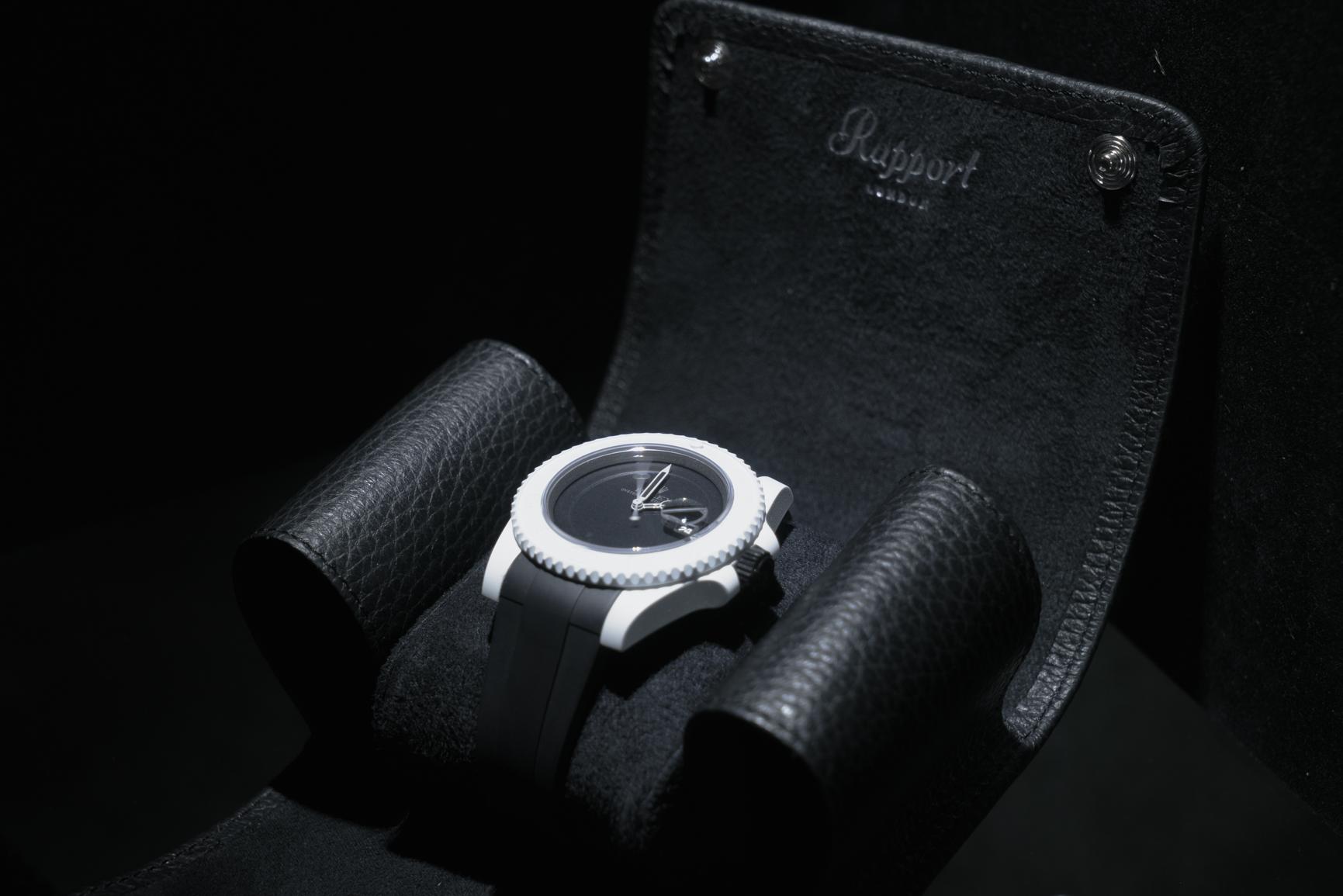 Uhrenbeweger und Aufbewahrungszubehör